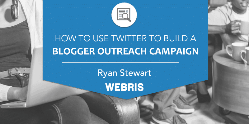 Blogger Outreach Campaign on Twitter