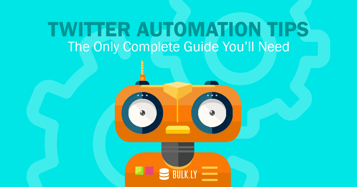 twitter automation tips