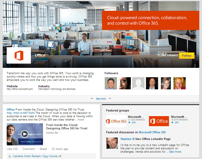 LinkedIn Showcase Pages: How to make the most of them? 1