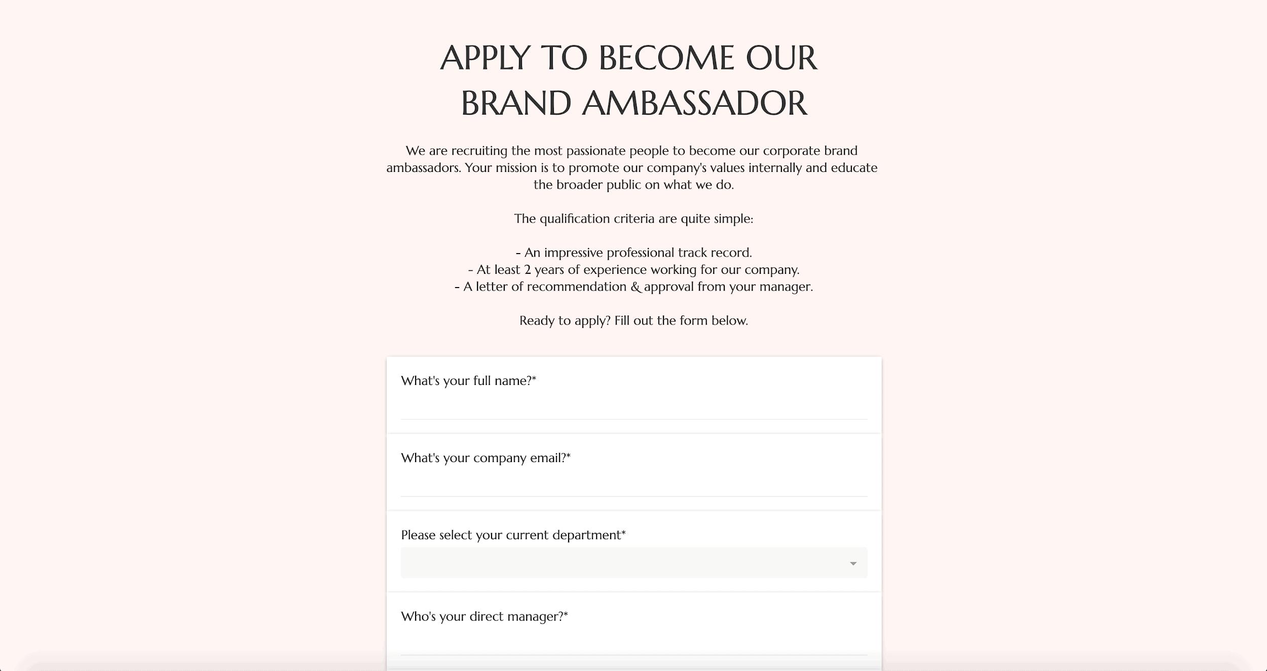 How to Become a Brand Ambassador 3