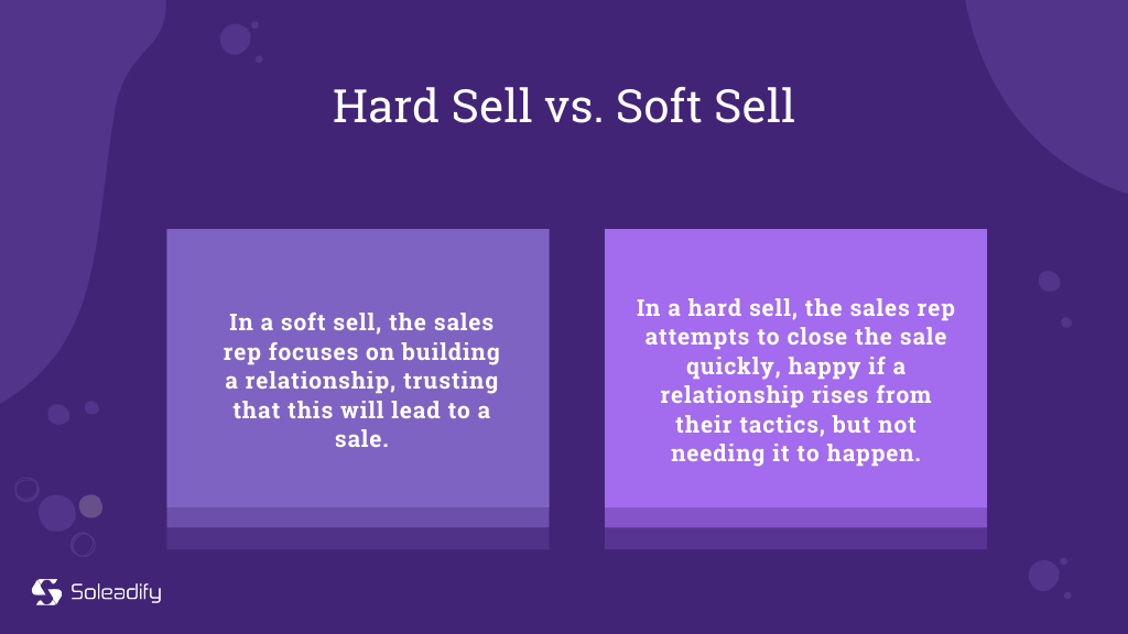 Image result for soft selling