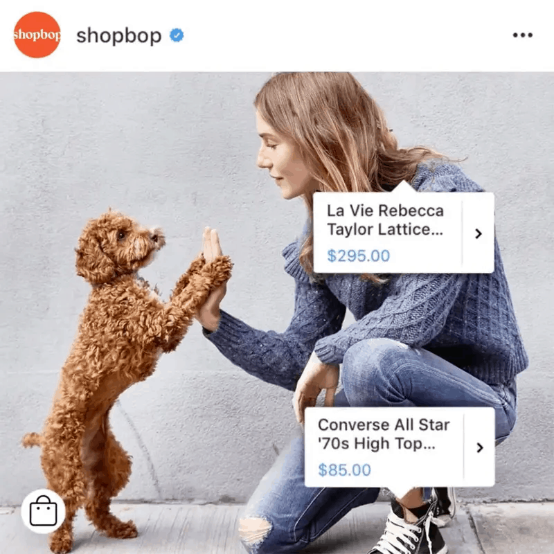 How to Set Up Shoppable Instagram Feeds to Increase Sales 1