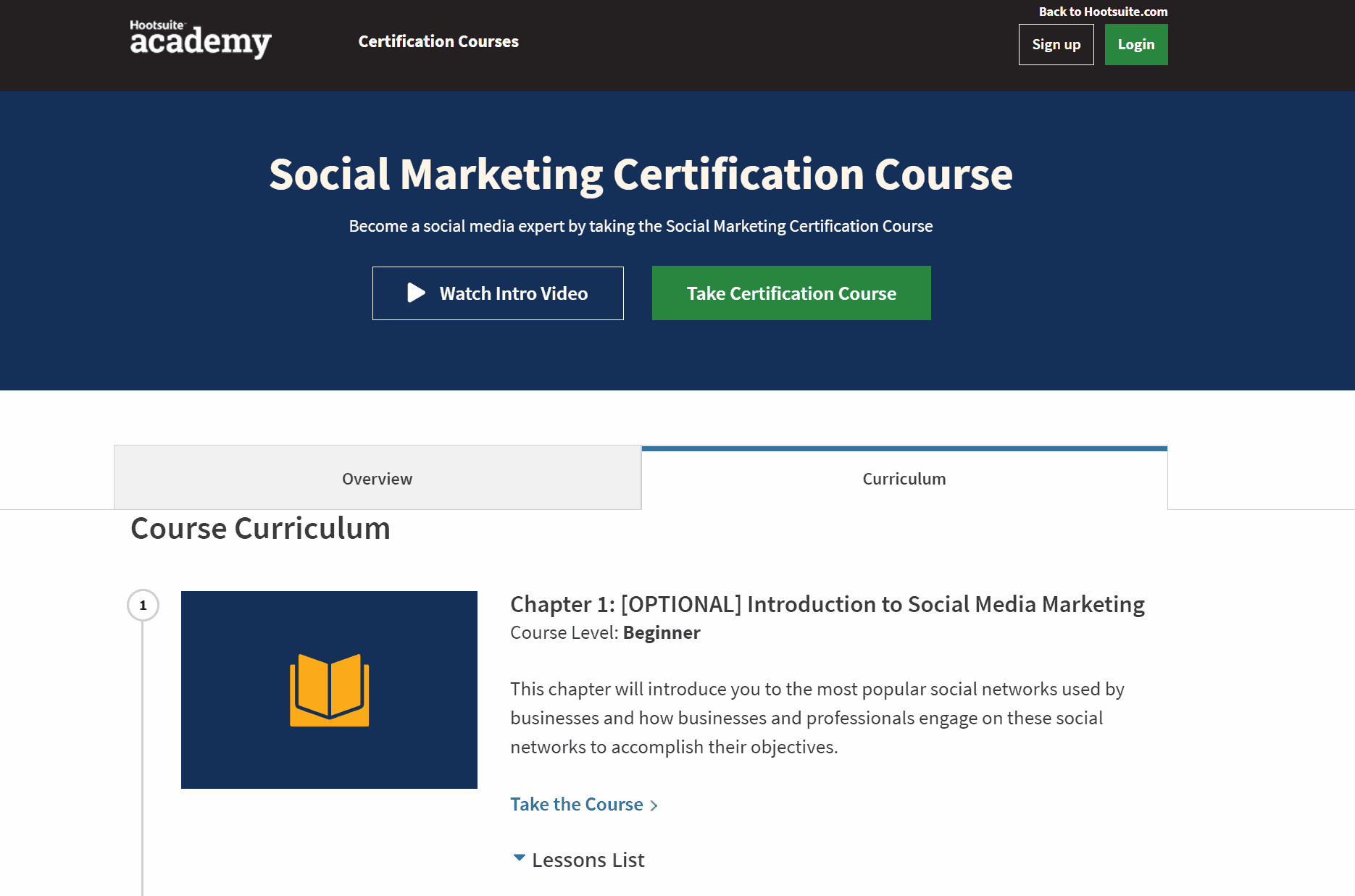 7 Courses to Earn a Social Media Marketing Certification 1
