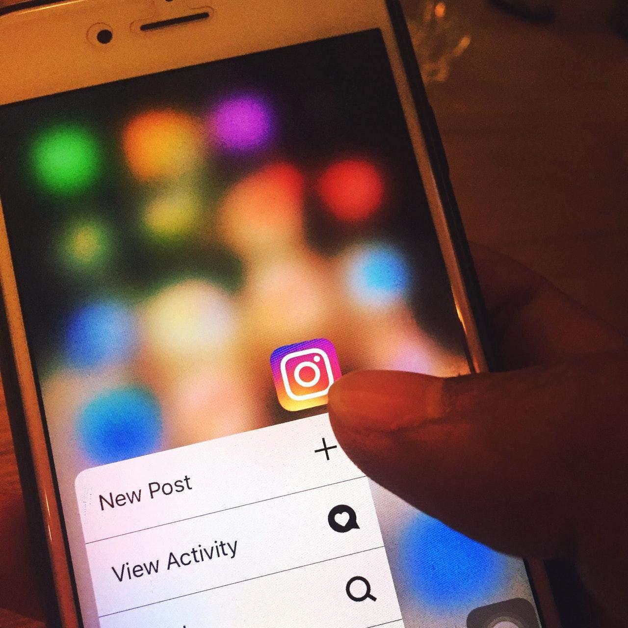 Instagram engagment