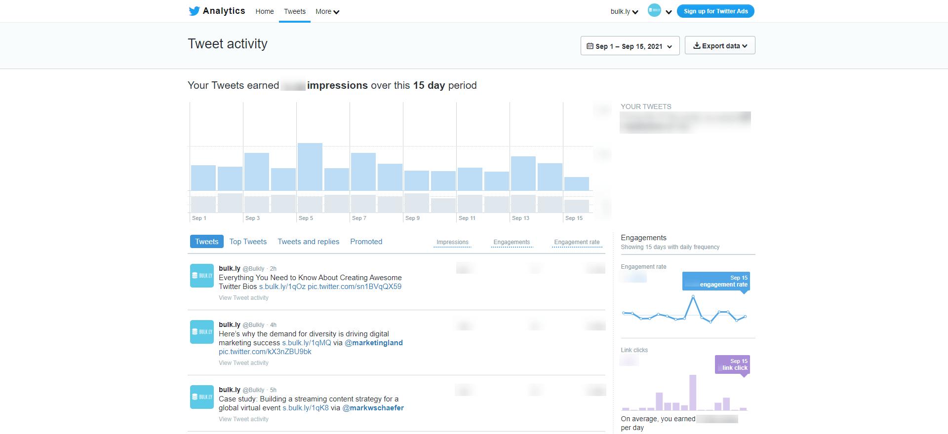 Top 12 Twitter Analytics Tools 6