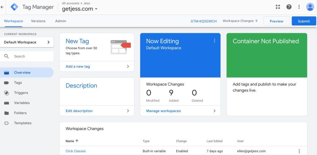 How to pass data for dynamic Facebook remarketing via Google Tag Manager 6